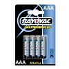 Rayovac Rayovac Maximum Plus Alkaline AAA Potlood LR3 - 1 pakje