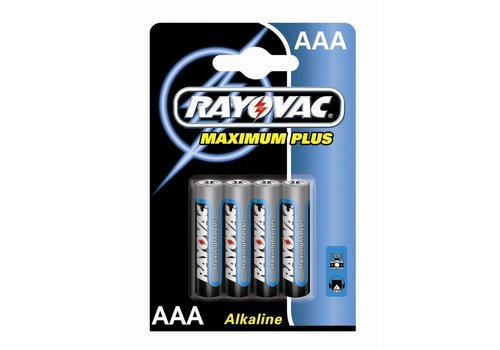 Rayovac Rayovac Maximum Plus Alcaline AAA-Micro (LR3) - 1 collis