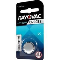 Rayovac Lithium CR2032 3V knoopcel Blister 1 - 1 pakje