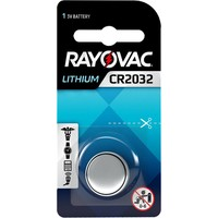 Rayovac Lithium CR2032 3V button cell Blister 1 - 1 pack
