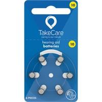 Take Care 10 (PR70) - 1 pakje - 6 batterijen **BUDGET**