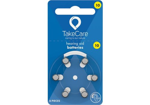Take Care Take Care 10 – 1 blister **BUDGET***
