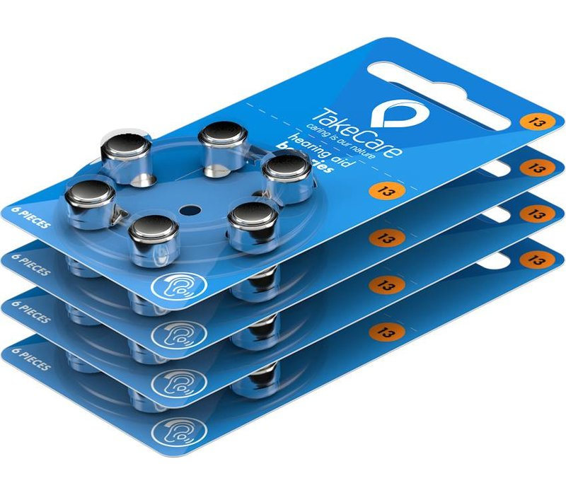 Take Care 13  (PR48) – 20 blisters (120 batteries) **BUDGET**
