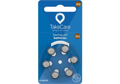 Take Care Take Care 312 – 1 blister **BUDGET**
