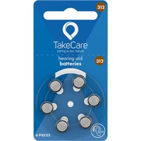 Take Care 312 (PR41) – 10 blisters (60 batteries) **BUDGET**
