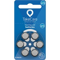 Take Care 675 (PR44) – 10 blisters - 60 batteries **BUDGET**