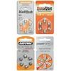 13 oranje proefpakket 4 pakjes diverse merken