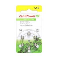 ZeniPower A10 - 1 pakje (6 batterijen)