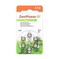 ZeniPower A13 - 10 pakjes (60 batterijen)