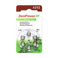 ZeniPower A312 - 10 pakjes (60 batterijen)
