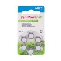ZeniPower A675 - 20 pakjes (120 batterijen)