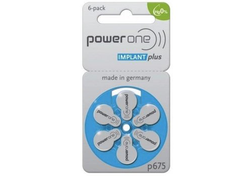 PowerOne PowerOne p675i+ implant plus - 1 pakje
