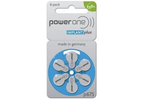 PowerOne PowerOne p675i+ implant plus – 50 blisters
