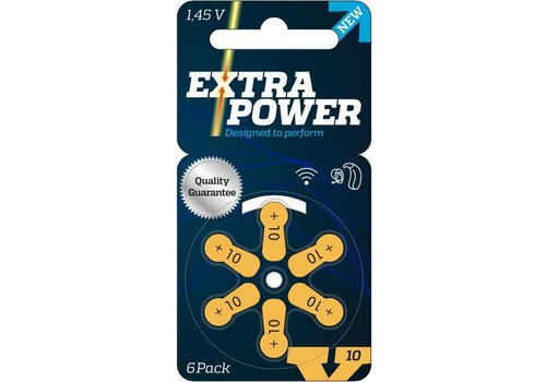 Extra Power (Budget) Extra Power 10 - 10 pakjes **SUPER AANBIEDING**