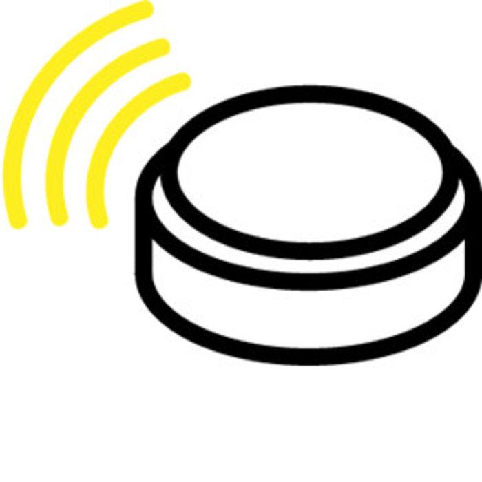 Batterij Type 10 Geel