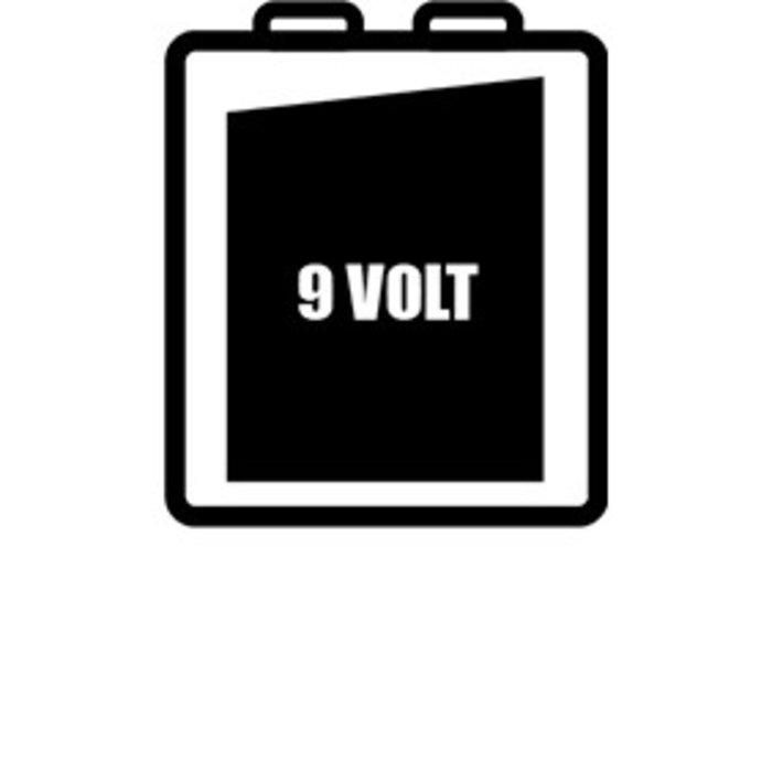 9 Volt (LR61) (E-Blok) Alcaline