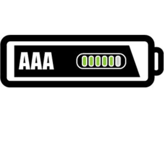 Rechargeable - AAA (HR3) NiMH