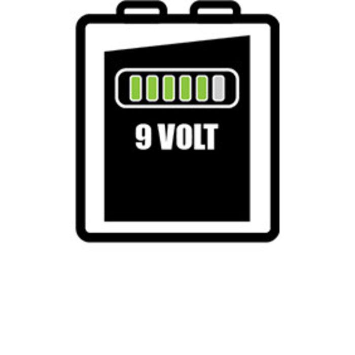 Oplaadbaar - 9 Volt (HR61) NiMH