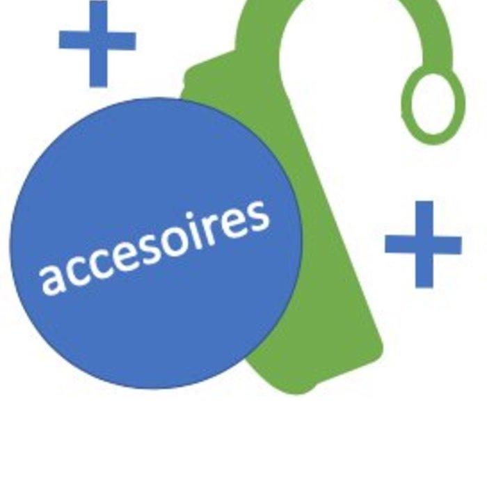 Accessoires d'appareil auditif
