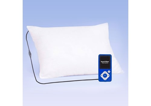 Sound Pillow Sound Pillow met Mp3 Speler - Slaap Systeem