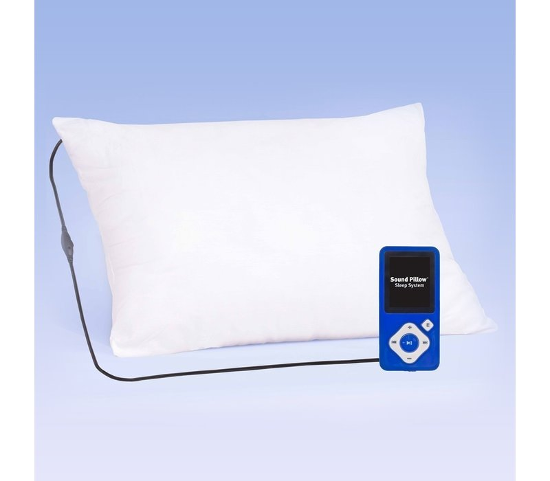 Sound Pillow with Mp3 Player - Sleeping System