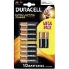 Duracell Duracell Alkaline Basic AA Mignon (LR6) - 1 collis (10 piles)