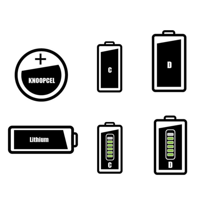 Andere Batterijen