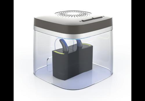 Flow Med Flow Med Dry-Cap UV - voor oplaadbare hoortoestellen