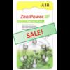 ZeniPower ZeniPower A10 – 10 blisters (60 batteries)