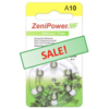 ZeniPower ZeniPower A10 – 20 blisters (120 batteries)
