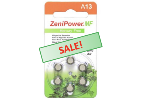 ZeniPower ZeniPower A13 - 10 colis