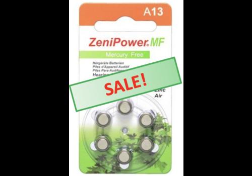 ZeniPower ZeniPower A13 – 20 blisters