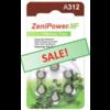 ZeniPower ZeniPower A312 - 20 pakjes (120 batterijen)