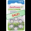 ZeniPower ZeniPower A675 – 1 blister (6 batteries)