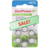 ZeniPower ZeniPower A675 – 10 blisters (60 batteries)