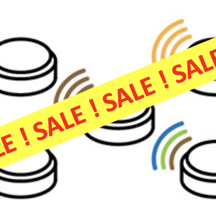 SALE | hearing aid batteries