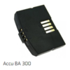 BA-300 Headset Battery NIMH BA300 150mAh (suitable for Sennheiser and Siemens)
