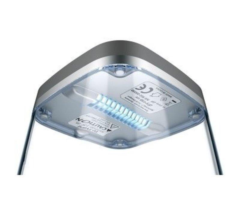 Flow Med Dry-Cap UV2 - Droogapparaat voor oplaadbare hoortoestellen