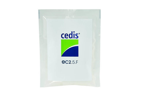 Cedis Cedis cleansing wipes (25x) refill pack