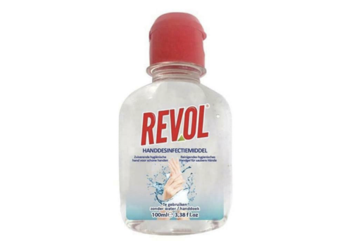 Handgel desinfectiemiddel Revol 85% - flacon 100ML
