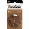 HearClear HearClear 312 (PR41) Premium Plus - 10 pakjes (60 batterijen)