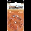HearClear HearClear 13 (PR48) Premium Plus - 10 colis (60 piles)