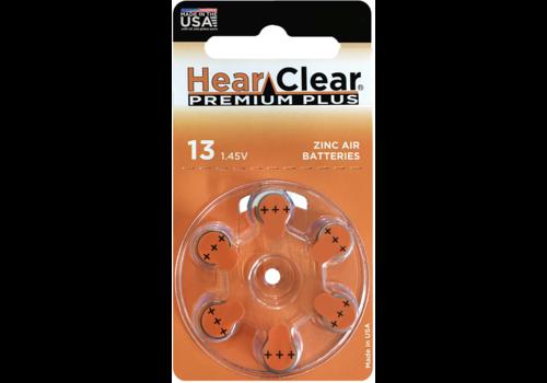 HearClear HearClear 13 Premium Plus – 10 blisters