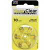 HearClear HearClear 10 (PR70) Premium Plus - 1 colis (6 piles)