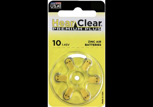 HearClear HearClear 10 Premium Plus – 10 blisters