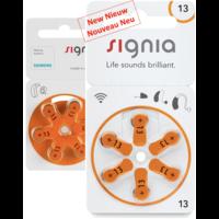Siemens Signia 13 (PR48) – 20 blisters (120 batteries)