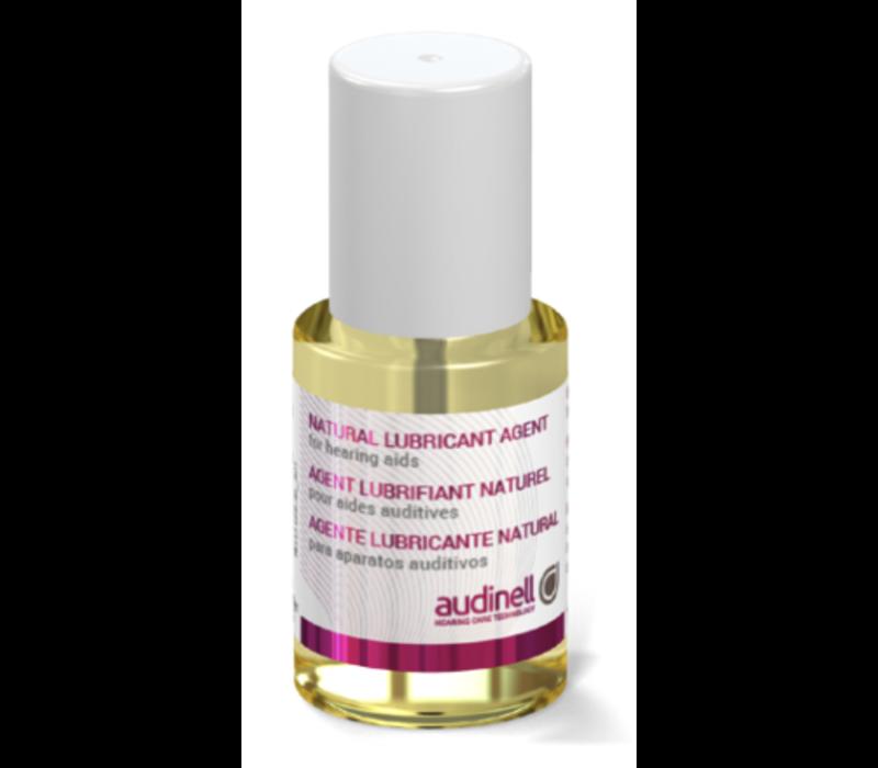 Audinell agent lubrifiant naturel (15ml) huile de canal auditif pour prothèses auditives