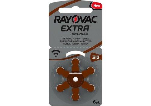 Rayovac Rayovac Extra Advanced 312