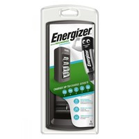 Chargeur universel Energizer pour 4x piles AA / AAA / C / D ou 2x 9V rechargeables