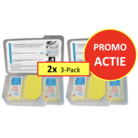 Dry-Brik II – Discount Pack 2x 3-pack of drying tablets